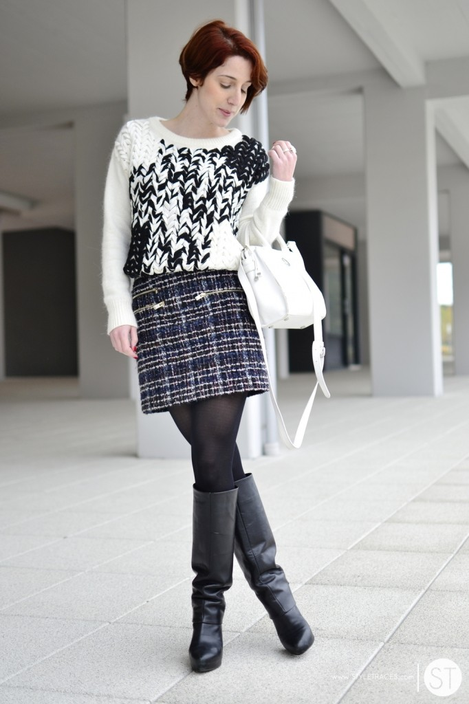 STYLETRACES-crossing_street style_blogger_red head_white_warm_high knee boots_outfit_ootd_style-01