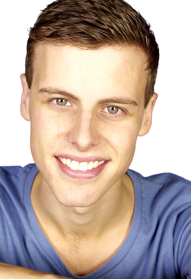 Billy Bourchier Headshot