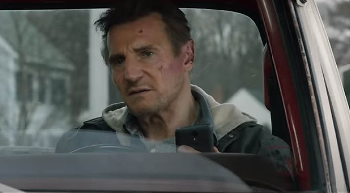 Badass Liam Neeson Is Back In The Latest Trailer For Honest Thief Starcentral